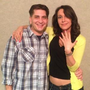 Phil and Rachael Feinstein