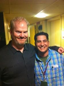 Phil and Jim Gaffigan